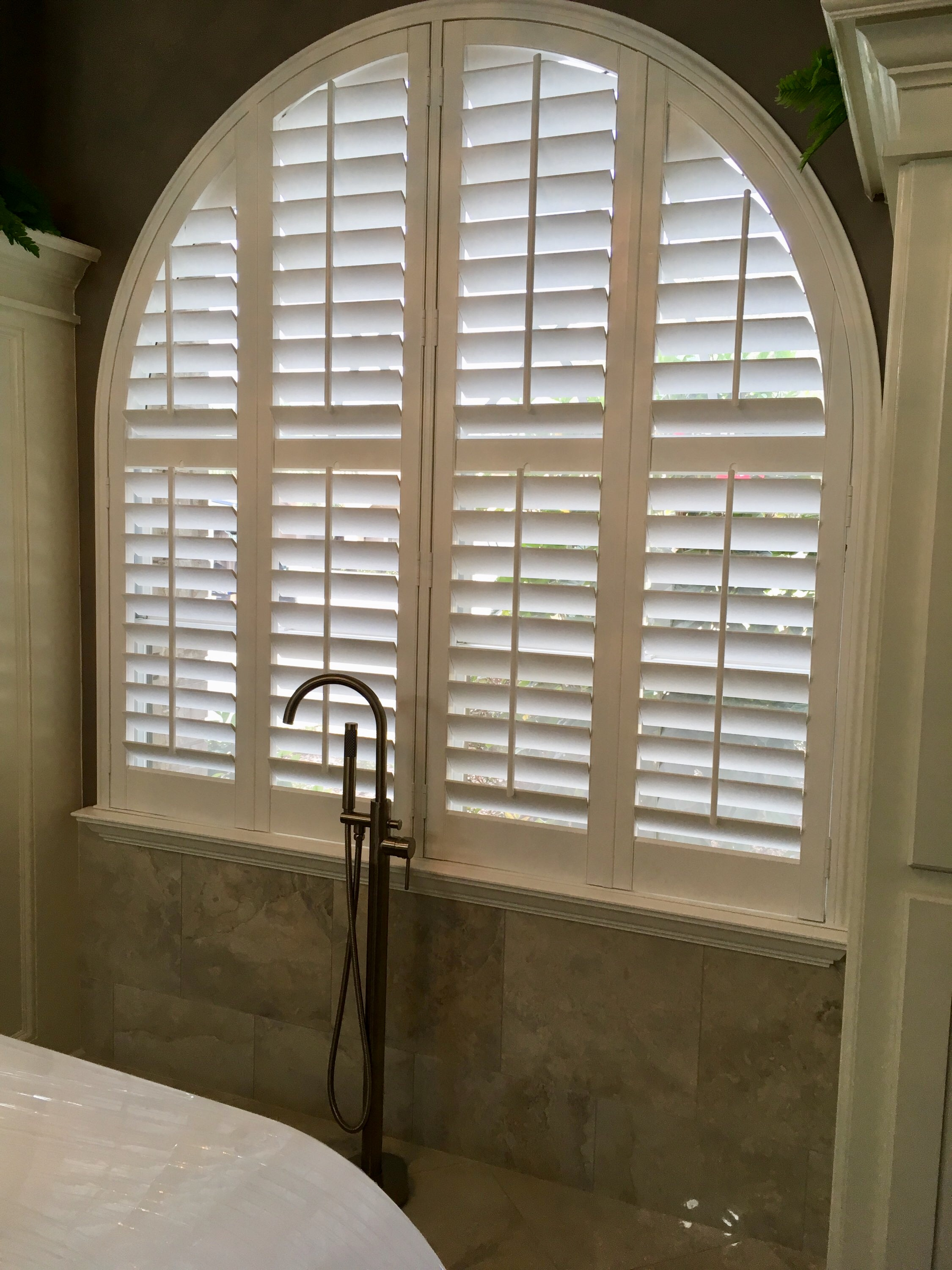 Premium Poly Shutters